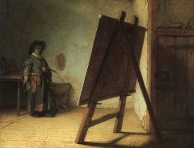 rembrandt_featured art